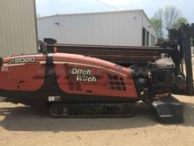 2007 Ditch Witch JT2020M1