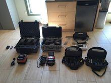 Various Fiber splicing equipmen