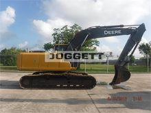 Used 2008 DEERE 200D