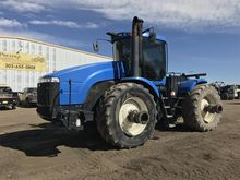 2010 NEW HOLLAND T9050