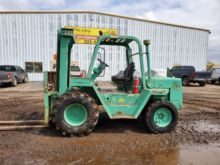 Used Caterpillar R80 Forklift for sale   Machinio
