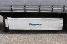 2014 Krone pushchair semi-trail