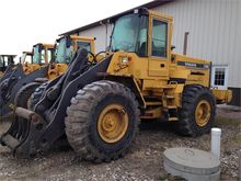 Used 1996 VOLVO L120
