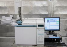 Agilent 6890N GC Gas Chromatogr