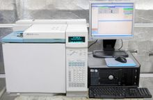 HP 6890 GC Gas Chromatograph
