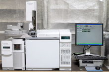 Agilent 6890N GC Gas Chromatogr