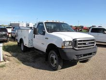 Used 2004 FORD F550