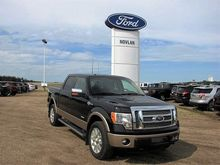 2012 FORD F150 S/CREW 4WD KING