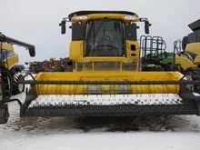 2012 NEW HOLLAND CX8080