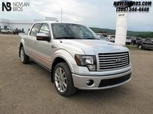 2011 FORD F150 S/CREW 4WD HARLE