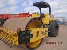 Used 2008 Sakai 505T