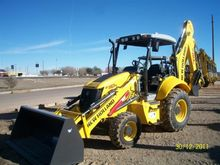 2011 New Holland B110B