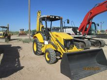 2012 New Holland B95C