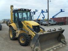 2014 New Holland B110C, Diesel