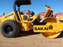 Used 2016 Sakai SV54