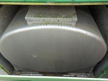 Water - Vloeistoftank RVS Ca. 1