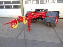 Dolly 10 Tons Rood - Bladgeveer