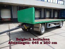 1995 Trailor Belgisch / Chassis