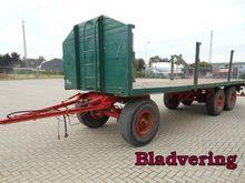 GOFA Open aanhangwagen - Bladve