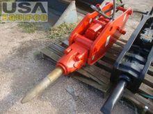 Hydraulic Hammer : NPK H4XE