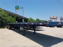 1999 Fontaine® FLATBED