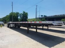 2014 Transcraft 53X102 FLATBED