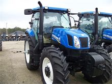 New 2014 HOLLAND T6.