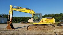 2000 NEW HOLLAND EC215 LC