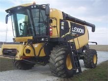 Used 2008 LEXION 570