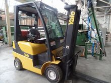 2008 Yale Forklift Truck Gas 20