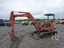 HITACHI EX40-2 Mini Excavator (