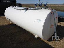 2013 HUGE L STEEL 1200 Gallon D