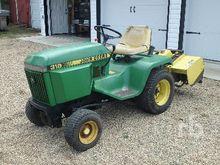 JOHN DEERE 316 Garden Tractor