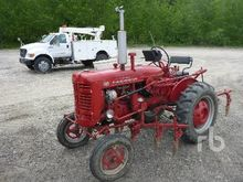 MCCORMICK 2WD Tractor