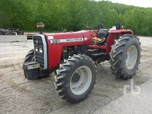 MASSEY FERGUSON 281 4WD Tractor