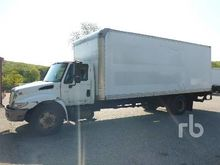 2007 INTERNATIONAL 4200 Van Tru