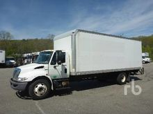 2008 INTERNATIONAL 4300M7 Van T