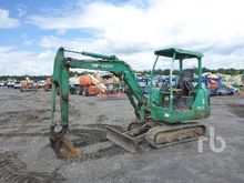 2000 TAKEUCHI TB125 Mini Excava