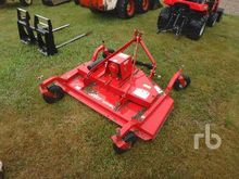 BUHLER Y550R Finishing Mower La