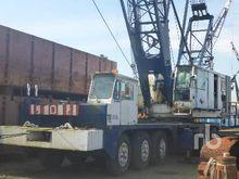 LORAIN MC8150 150 Ton 10x6x4 Co