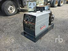 LINCOLN RANGER 8 Skid Mounted W