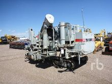 2001 POWER CURBER 5700B Crawler