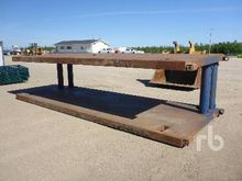 GME 6H820 8 Ft x 20 Ft Steel Tr