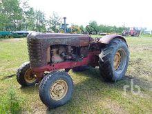 MASSEY HARRIS Antique Tractor