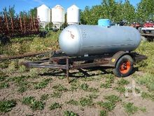 JOHN WOOD 500 Gallon Propane Ta