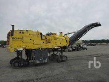 2012 BOMAG BM1300 Crawler Profi