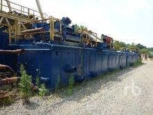 CUSTOMBUILT Mud Tank Drilling