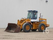 1995 SAMSUNG SL150 Wheel Loader