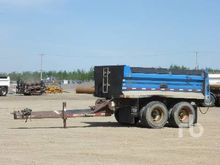 2005 MIDLAND SK2100 14 Ft T/A P