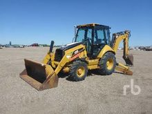 2006 CATERPILLAR 420E 4x4 Loade